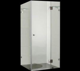 Frameless Square Shower Screen 1000*1000