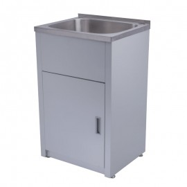 35 Liter Laundry Tub & Cabinet SBCK35L