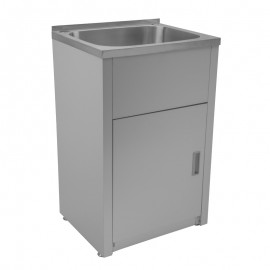 35 Liter Compact Laundry Tub & Cabinet SBCK35LC
