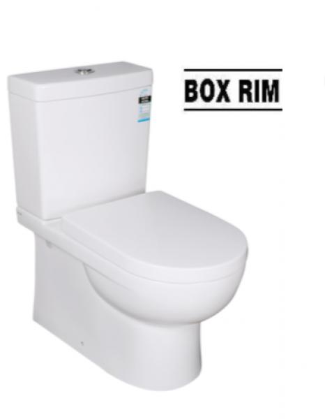 Ceilia Round W/F Toilet