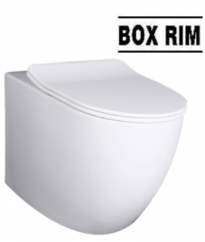 Harmony W/F Toilet